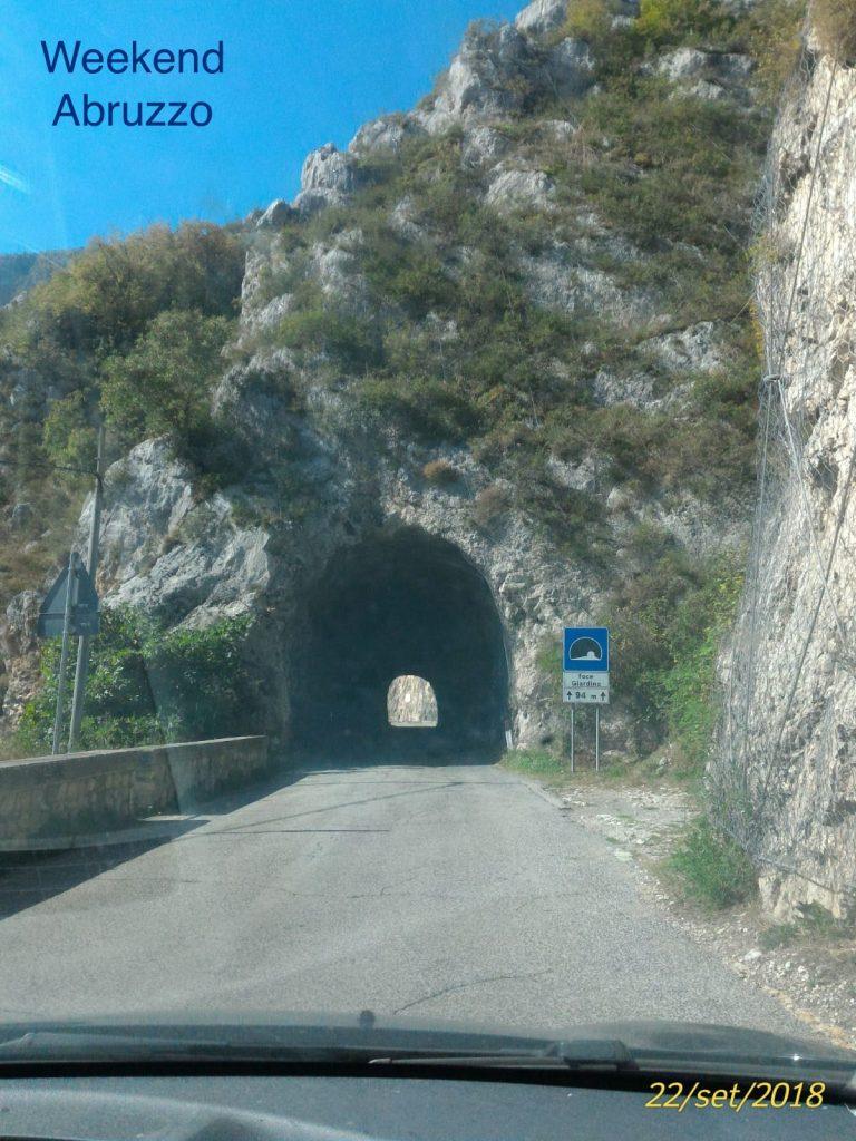 Un sabato in Abruzzo - Lago San Domenico