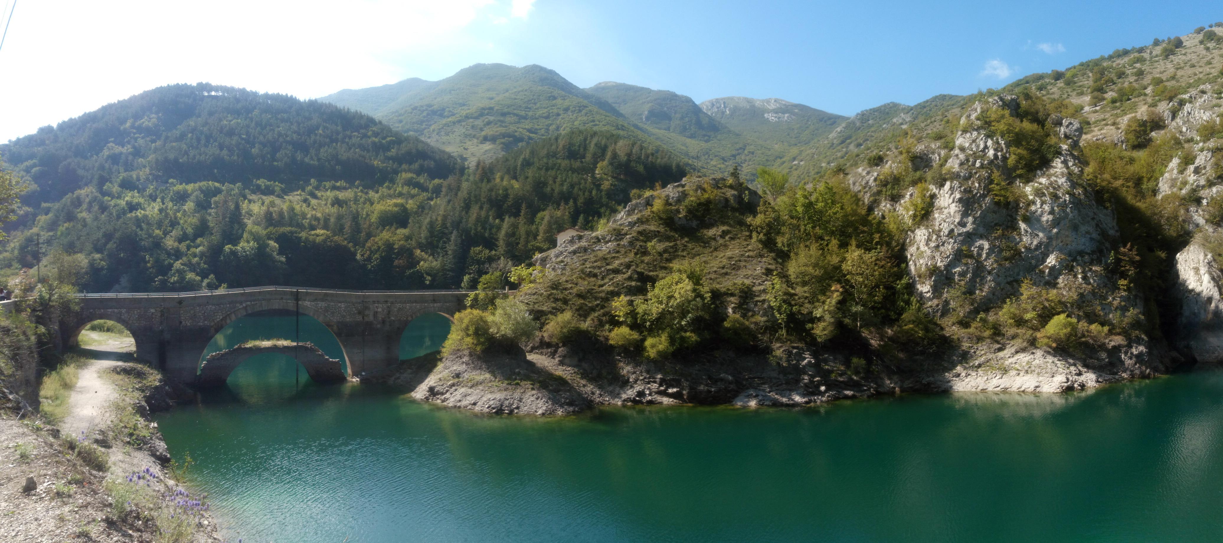 Un sabato in Abruzzo - Lago San Domenico weekend abruzzo