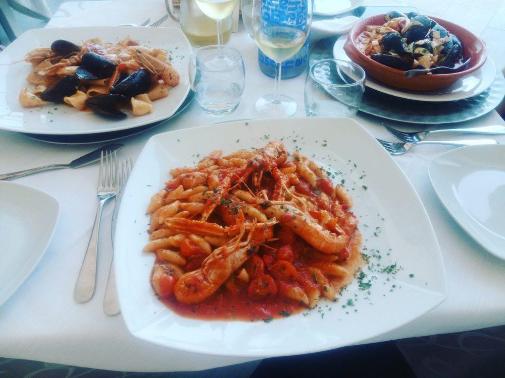 San Vito Chietino - il cibo e le prime cose da sapere