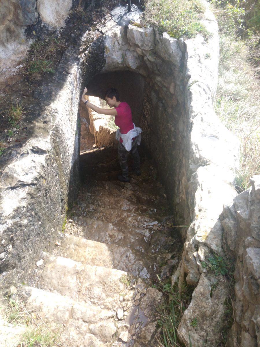 Un weekend in Abruzzo: ecco come uscire dagli schemi mentali- eremo San Bartolomeo