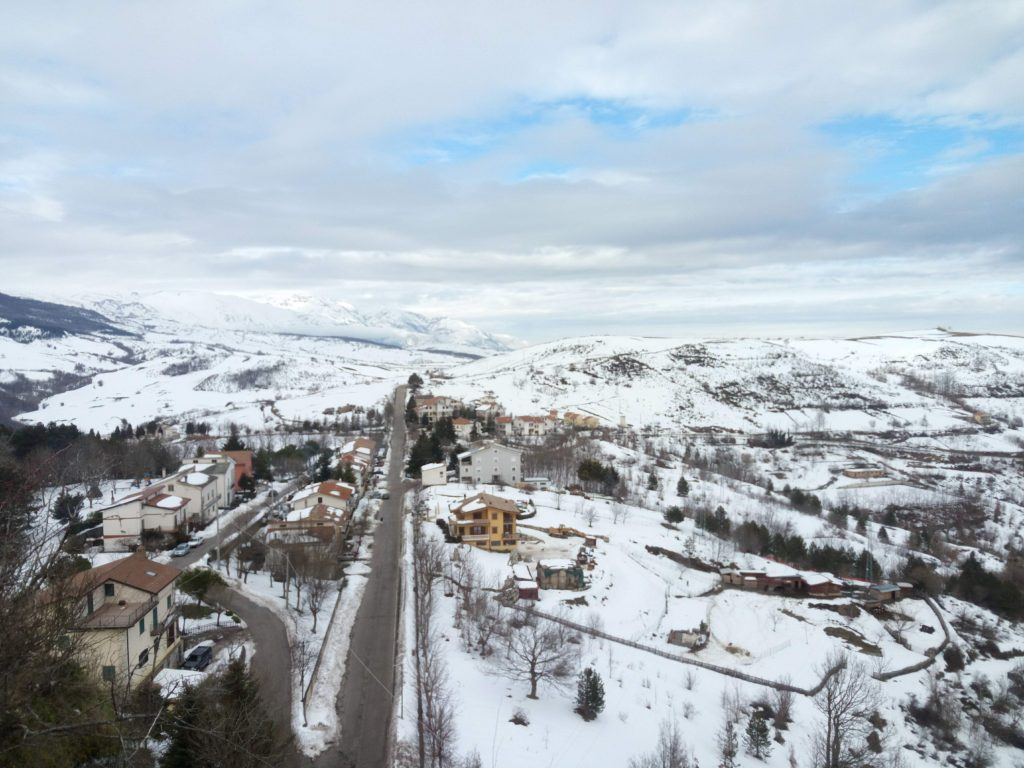Civitaluparella borgo medievale nella valle del Sangro weekend abruzzo