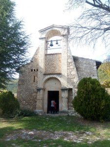 Castelvecchio Calvisio Chiesa San Cipriano in Abruzzo