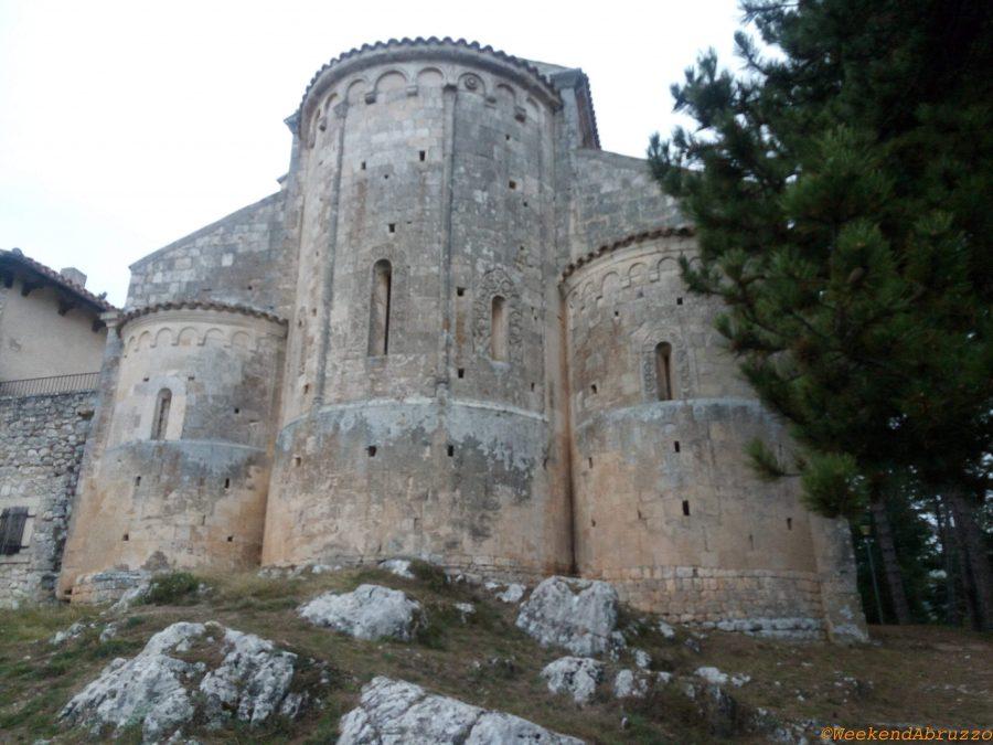Bominaco (AQ) e Abbazia di Santa Maria Assunta