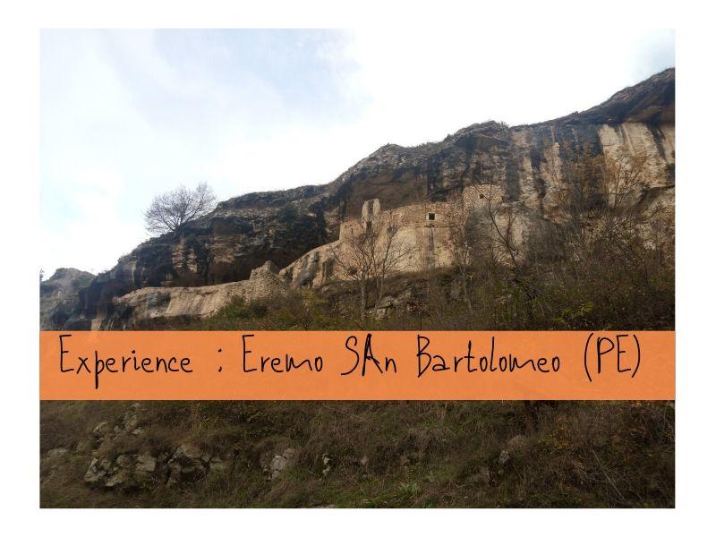 Eremo San Bartolomeo In Abruzzo: Trekking E Sentieri