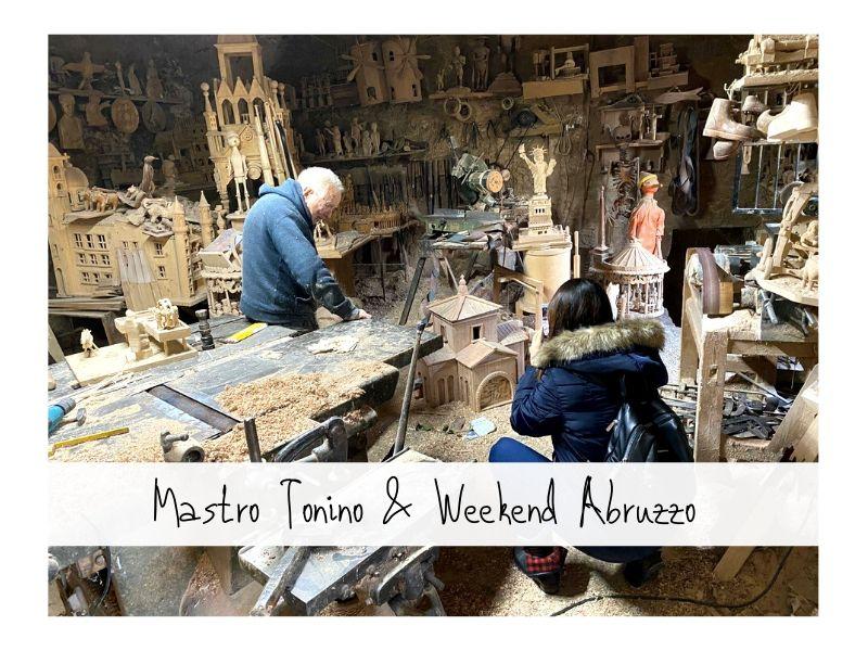 Mastro Tonino A Pretoro: Un'esperienza Da Vivere In Abruzzo