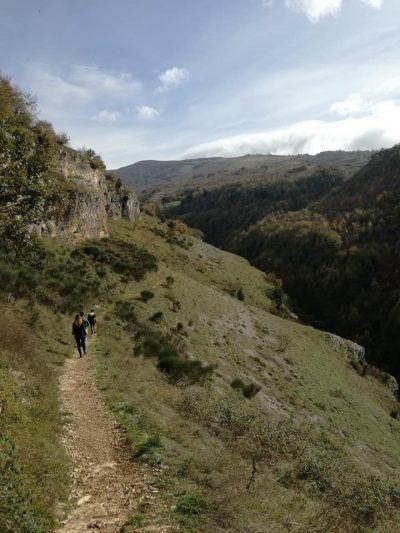 Eremo San Bartolomeo - il trekking con Weekend Abruzzo