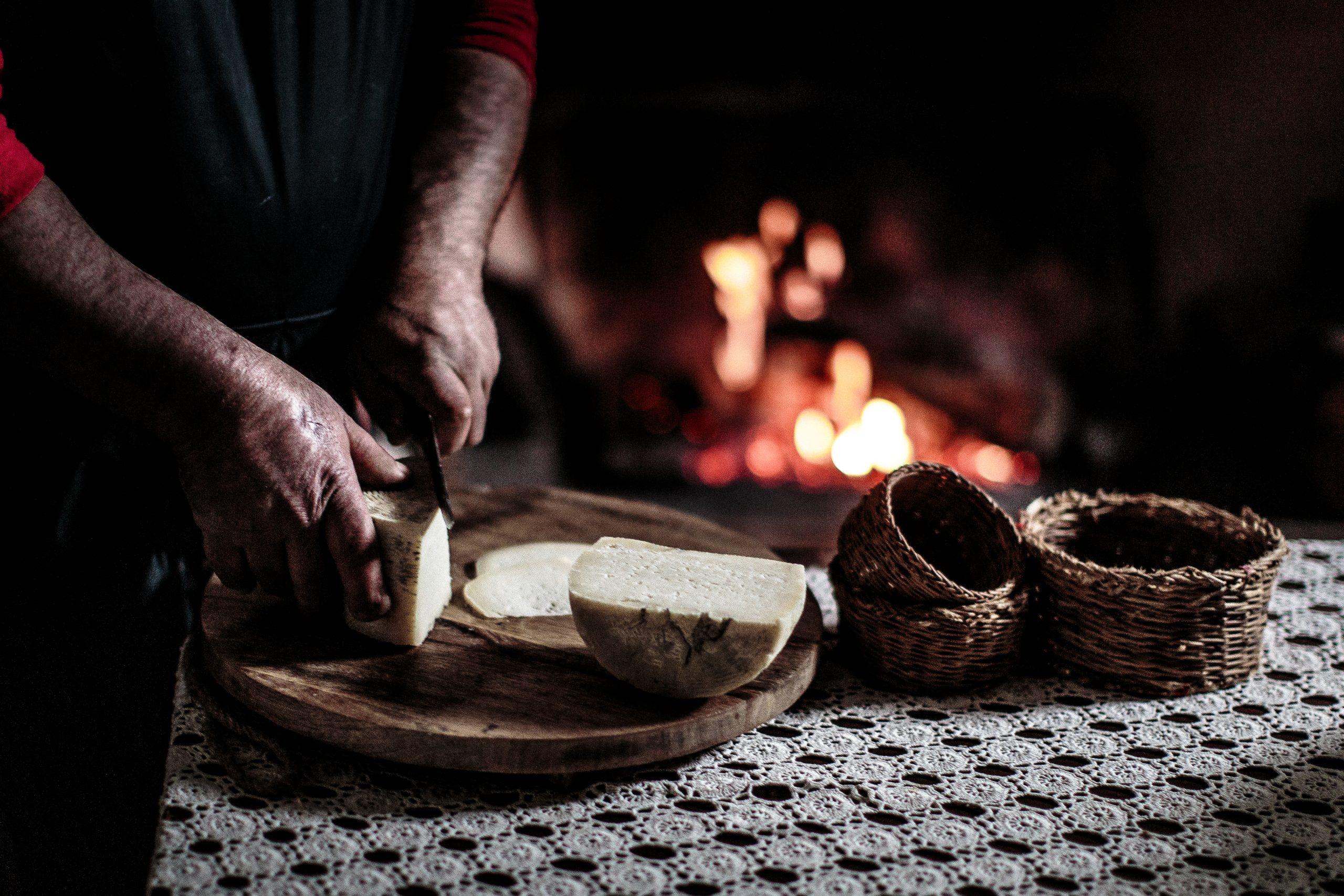 Alla Casa Vecchia: degustazioni di prodotti tipici e caseari