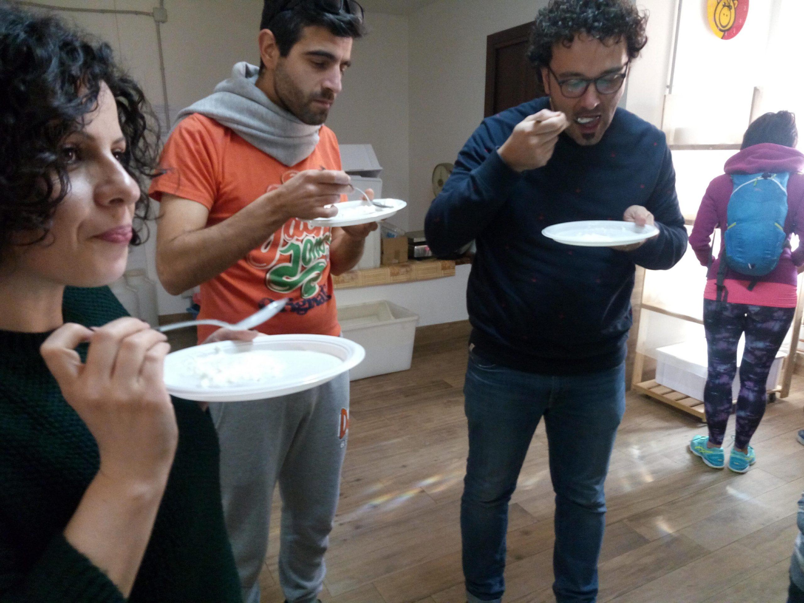 Alla Casa Vecchia esperienza con Weekend Abruzzo