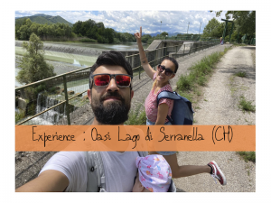Oasi Lago di Serranella per un Weekend Abruzzo
